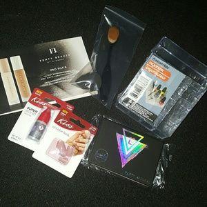 New Makeup and Nail set Bundle